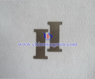 Tungsten Copper Heat Base Picture